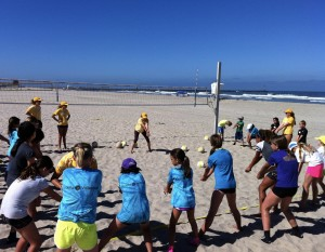 beach camp passing intro2
